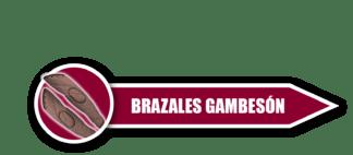 Brazales Gambesón